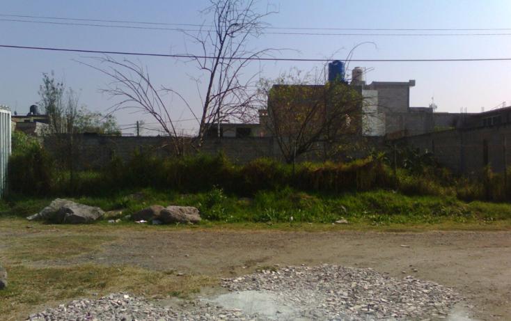 Foto de terreno habitacional en venta en  , villa esmeralda, tultitl?n, m?xico, 1505991 No. 01