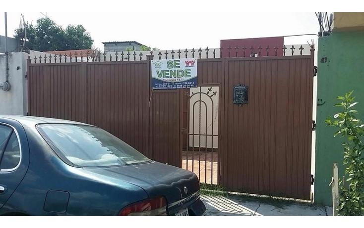 Foto de casa en venta en  , villa espa?ola, matamoros, tamaulipas, 1186921 No. 01