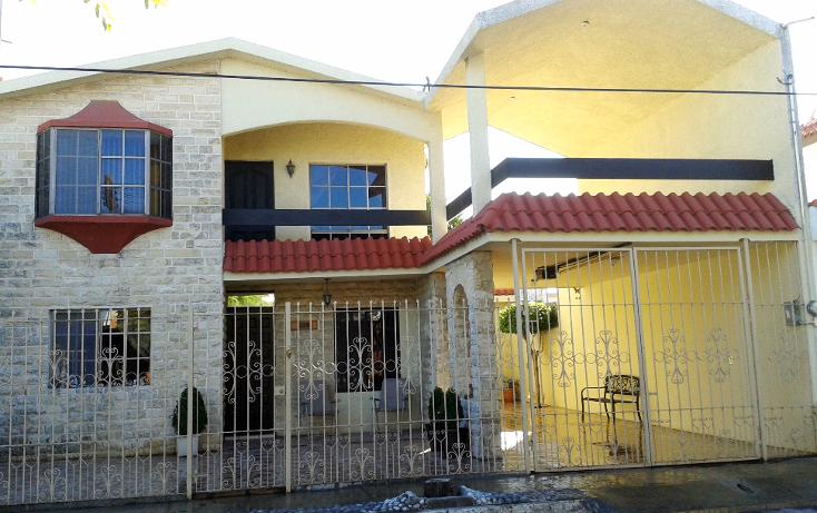 Foto de casa en venta en  , villa esperanza, san nicolás de los garza, nuevo león, 1999878 No. 01