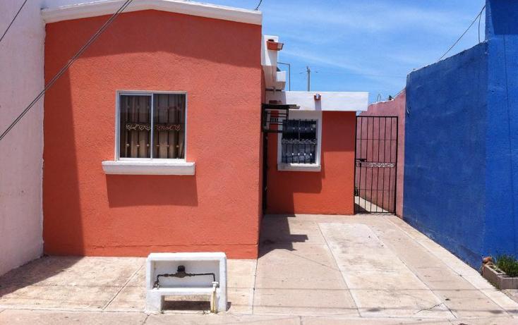 Foto de casa en venta en  , villa florida, mazatlán, sinaloa, 1302697 No. 01