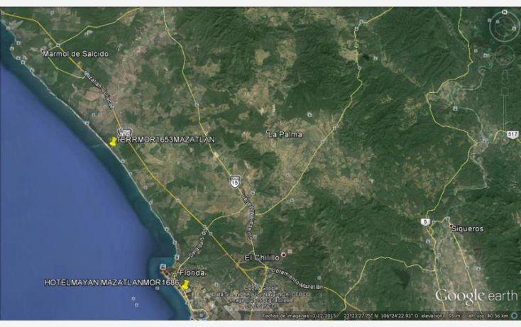 Foto de terreno comercial en venta en, villa florida, mazatlán, sinaloa, 1461193 no 08