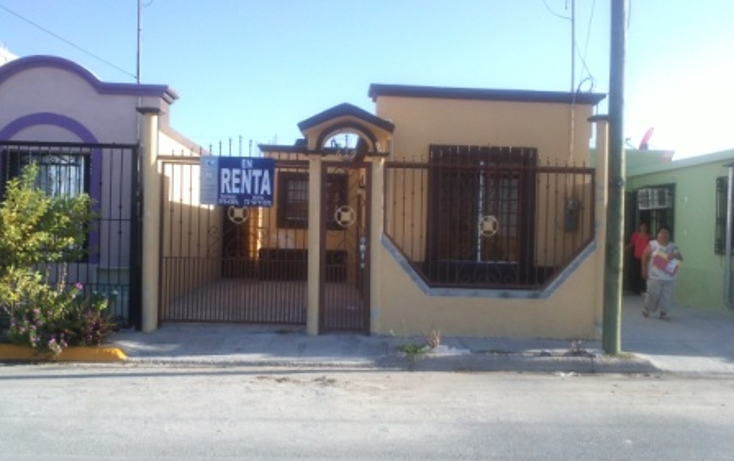 Foto de casa en venta en  , villa florida, reynosa, tamaulipas, 1242661 No. 01