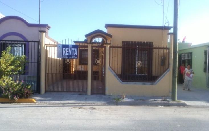 Foto de casa en renta en  , villa florida, reynosa, tamaulipas, 1242685 No. 01