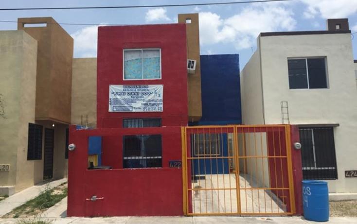 Foto de casa en venta en  , villa florida, reynosa, tamaulipas, 1243601 No. 01