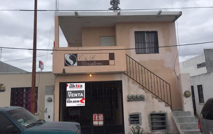 Foto de casa en venta en  , villa florida, reynosa, tamaulipas, 1768840 No. 01