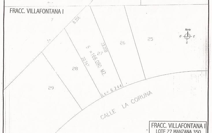 Foto de terreno habitacional en venta en  , villa fontana i, tijuana, baja california, 2043741 No. 02