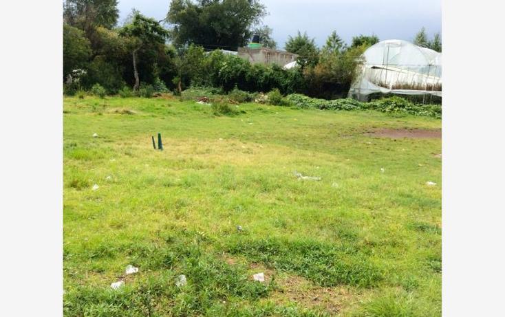 Foto de terreno habitacional en venta en  , villa guerrero, villa guerrero, méxico, 1396853 No. 02
