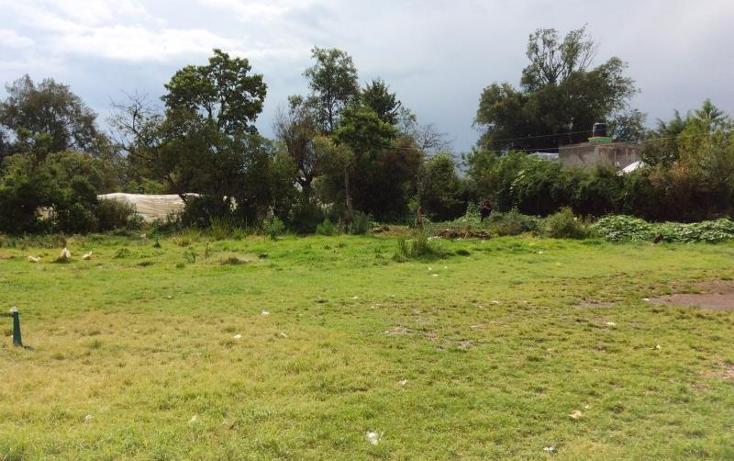 Foto de terreno habitacional en venta en  , villa guerrero, villa guerrero, méxico, 1396853 No. 05