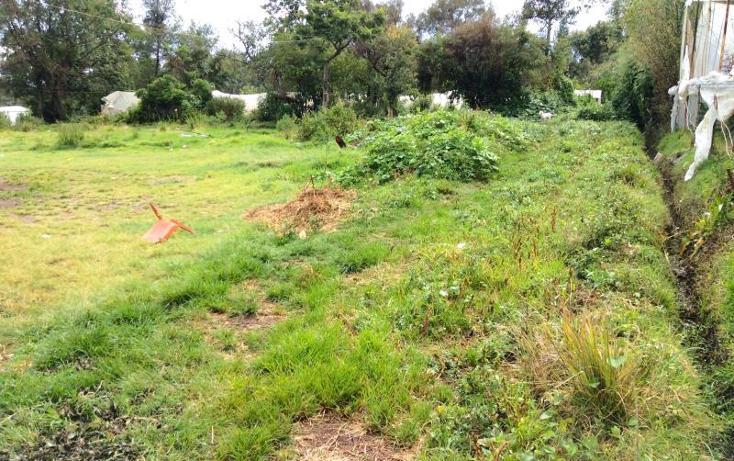 Foto de terreno habitacional en venta en  , villa guerrero, villa guerrero, méxico, 1396853 No. 06