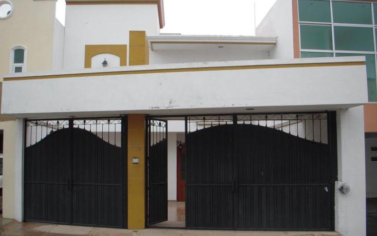 Foto de casa en venta en  , villa hermosa, uruapan, michoac?n de ocampo, 376642 No. 01