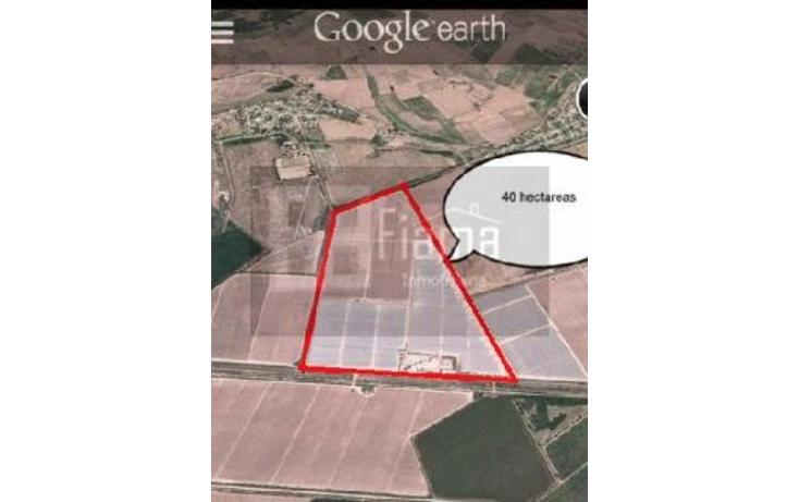 Foto de terreno habitacional en venta en  , villa hidalgo centro, santiago ixcuintla, nayarit, 1299197 No. 01