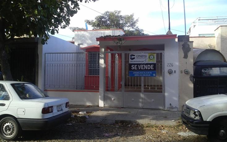 Foto de casa en venta en  , villa izcalli caxitlán, villa de álvarez, colima, 1742801 No. 01