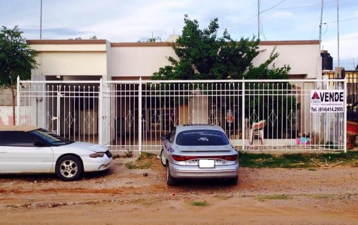 Foto de casa en venta en  , villa juárez (rancheria juárez), chihuahua, chihuahua, 1062323 No. 01