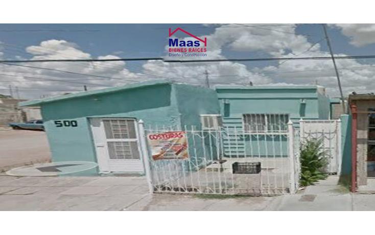 Foto de casa en venta en  , villa juárez (rancheria juárez), chihuahua, chihuahua, 1668012 No. 01