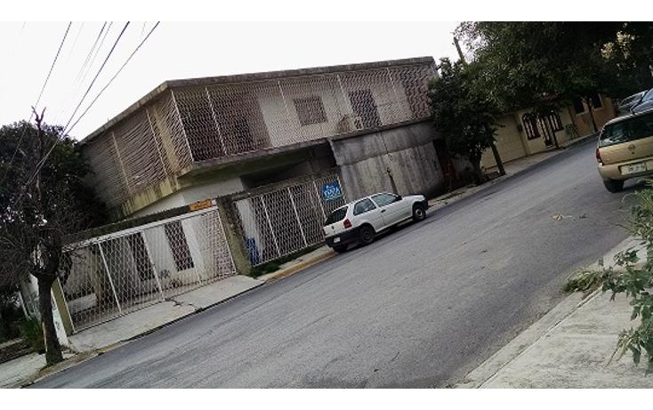 Foto de casa en venta en  , villa las fuentes 1 sector, monterrey, nuevo le?n, 1958968 No. 01