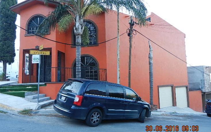 Foto de casa en venta en  , villa las fuentes, monterrey, nuevo león, 2044632 No. 01