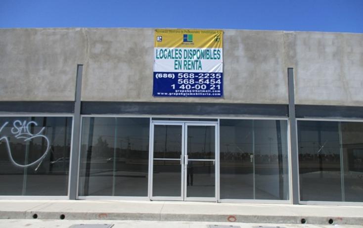 Foto de local en renta en  , villa las lomas, mexicali, baja california, 1663156 No. 14