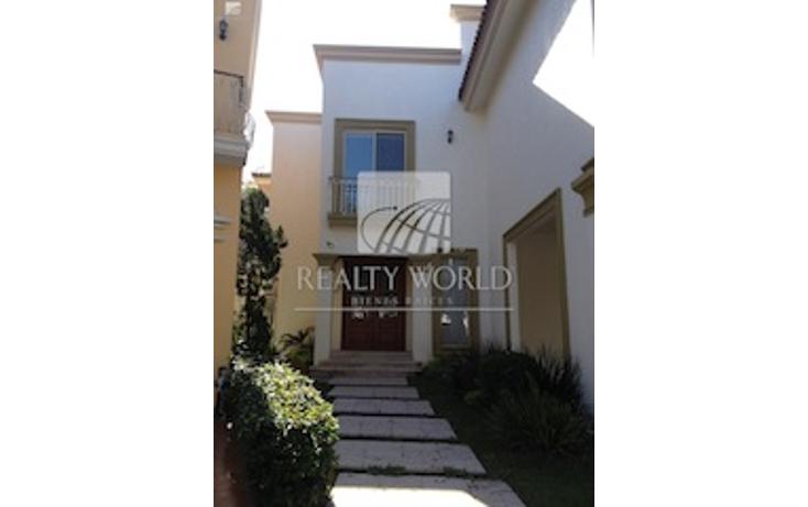 Foto de casa en venta en  , villa las palmas, san pedro garza garcía, nuevo león, 1049227 No. 01