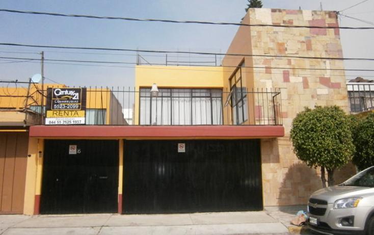 Foto de casa en renta en  , villa l?zaro c?rdenas, tlalpan, distrito federal, 1863470 No. 01