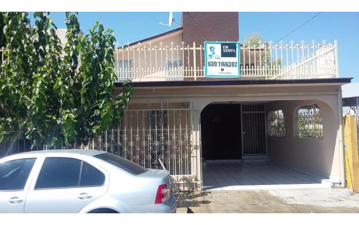 Foto de casa en venta en  , villa los laureles, delicias, chihuahua, 1466577 No. 01