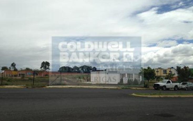 Foto de terreno habitacional en venta en  1, villa magna, morelia, michoacán de ocampo, 345822 No. 08