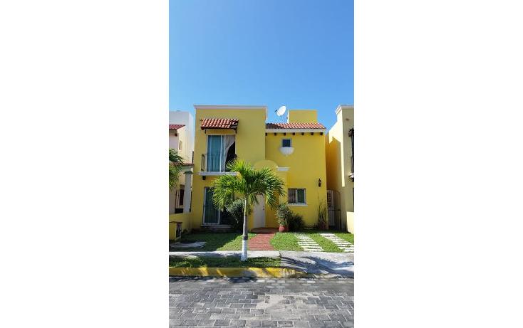 Foto de casa en renta en  , villa magna, carmen, campeche, 1549374 No. 01