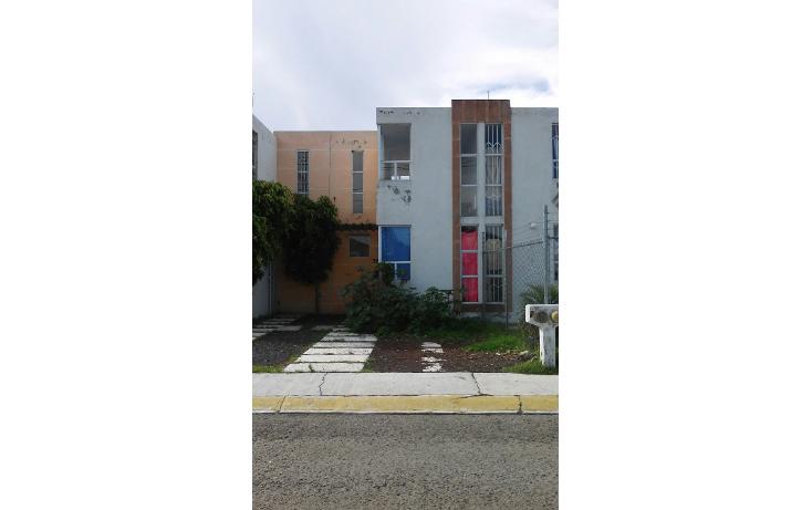 Foto de casa en venta en  , villa magna iii, morelia, michoacán de ocampo, 2035322 No. 01