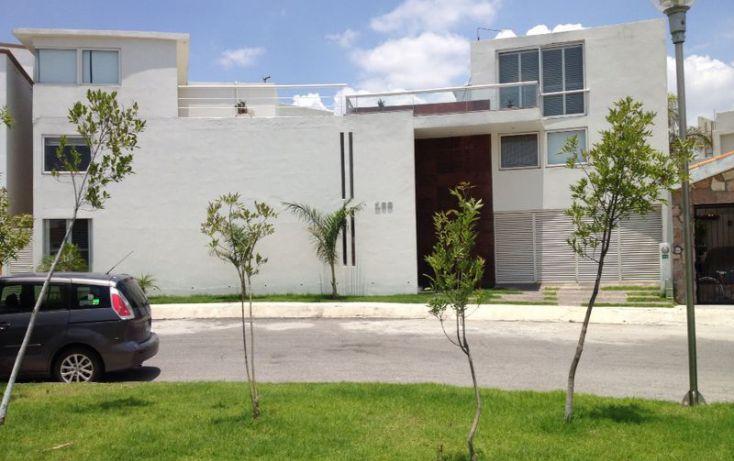 Foto de casa en renta en villa magna, la loma, san luis potosí, san luis potosí, 1006273 no 01