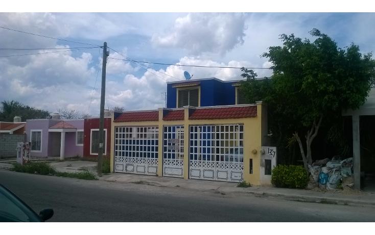 Foto de casa en venta en  , villa magna, mérida, yucatán, 1733618 No. 01