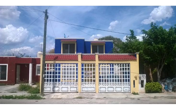 Foto de casa en venta en  , villa magna, mérida, yucatán, 1733618 No. 02