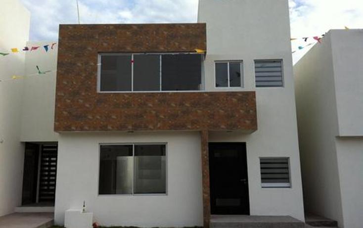 Foto de casa en venta en  , villa magna, san luis potosí, san luis potosí, 1045395 No. 01