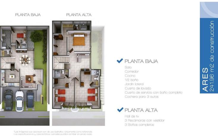 Foto de casa en venta en  , villa magna, san luis potosí, san luis potosí, 1050869 No. 03