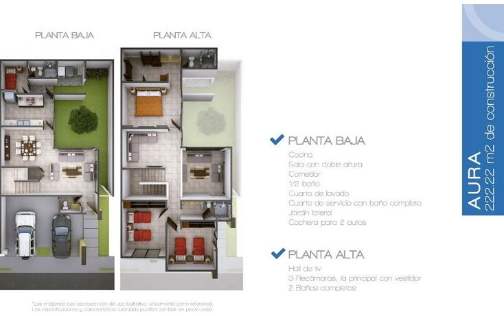 Foto de casa en venta en  , villa magna, san luis potos?, san luis potos?, 1050869 No. 04