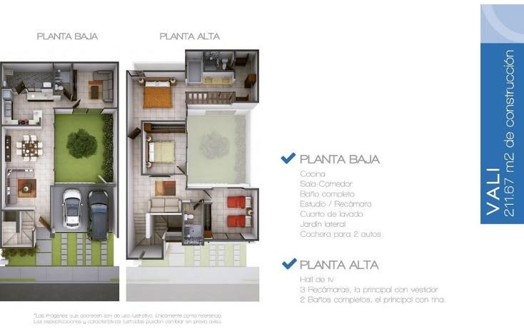 Foto de casa en venta en  , villa magna, san luis potosí, san luis potosí, 1050869 No. 07