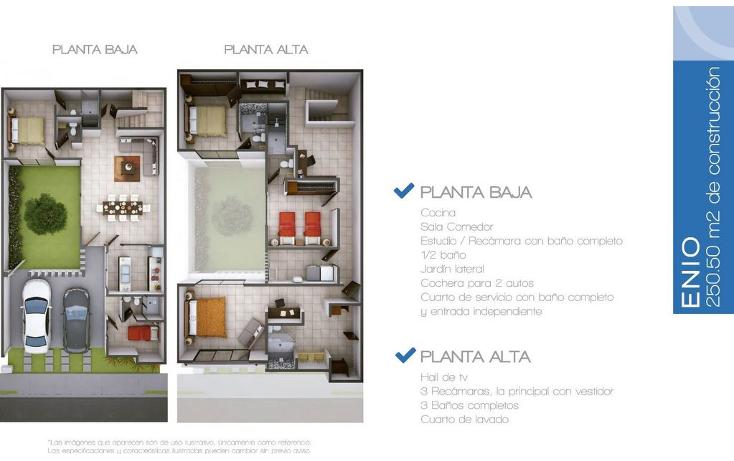 Foto de casa en venta en  , villa magna, san luis potos?, san luis potos?, 1050869 No. 08