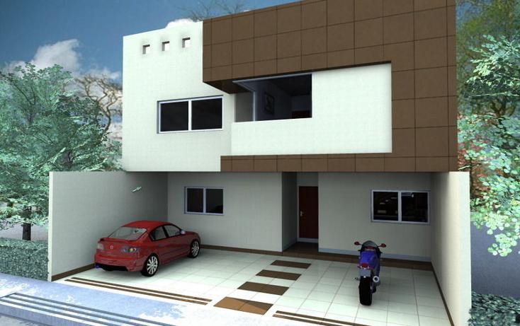 Foto de casa en venta en  , villa magna, san luis potosí, san luis potosí, 1095049 No. 01