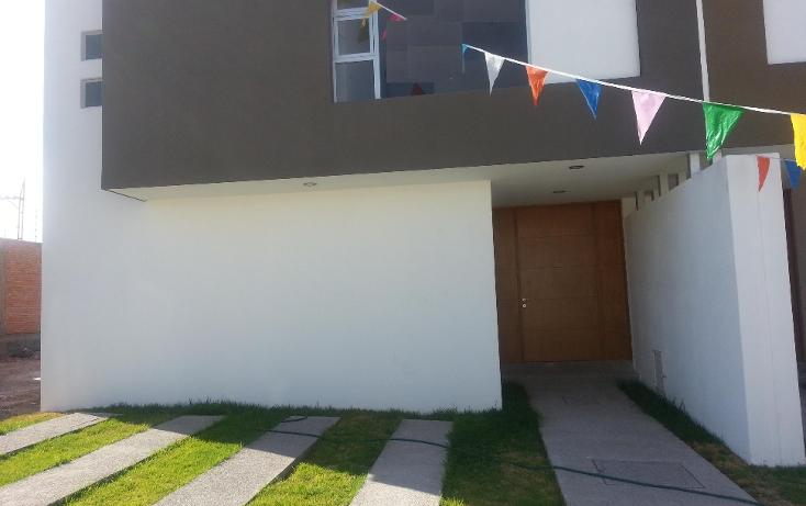 Foto de casa en venta en  , villa magna, san luis potosí, san luis potosí, 1095307 No. 01