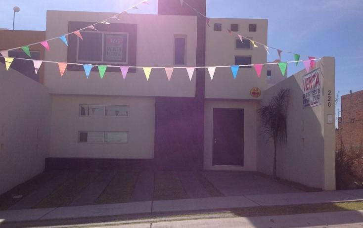 Foto de casa en venta en  , villa magna, san luis potosí, san luis potosí, 1164435 No. 01