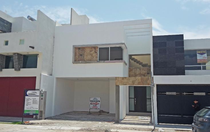 Foto de casa en venta en  , villa magna, san luis potosí, san luis potosí, 1193951 No. 01