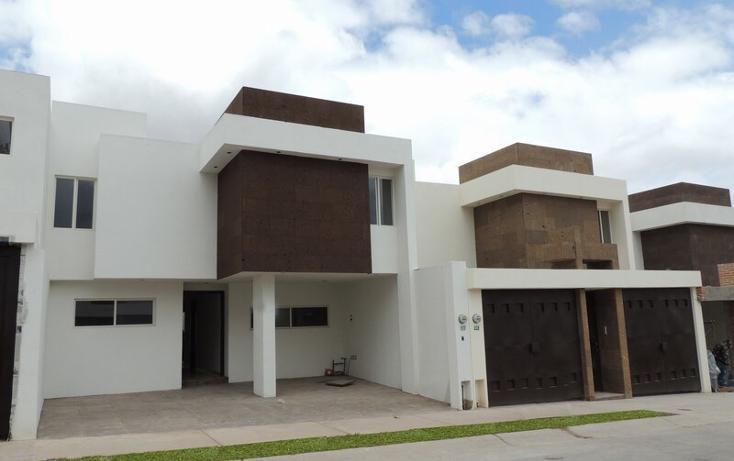 Foto de casa en venta en  , villa magna, san luis potosí, san luis potosí, 1201035 No. 01