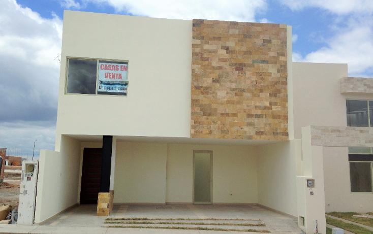 Foto de casa en venta en  , villa magna, san luis potosí, san luis potosí, 1247881 No. 01