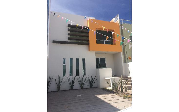 Foto de casa en venta en  , villa magna, san luis potos?, san luis potos?, 1282517 No. 01