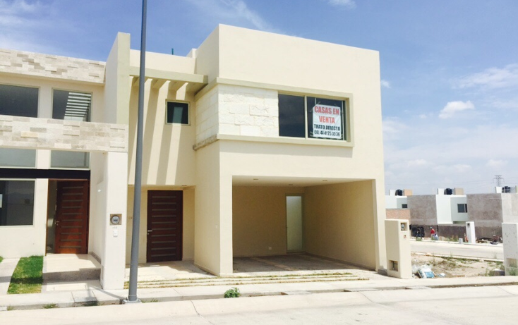 Foto de casa en venta en  , villa magna, san luis potosí, san luis potosí, 1308181 No. 01