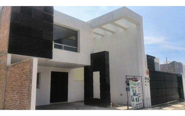 Foto de casa en venta en  , villa magna, san luis potosí, san luis potosí, 1323475 No. 01