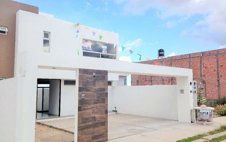 Foto de casa en venta en  , villa magna, san luis potosí, san luis potosí, 1361191 No. 01