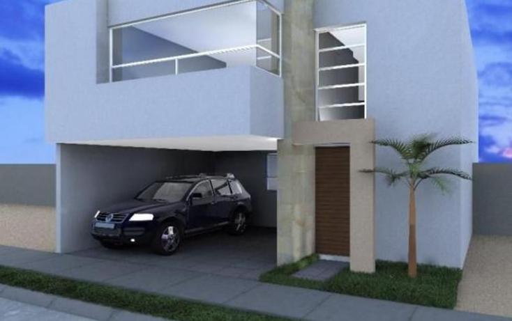 Foto de casa en venta en  , villa magna, san luis potosí, san luis potosí, 1387169 No. 01