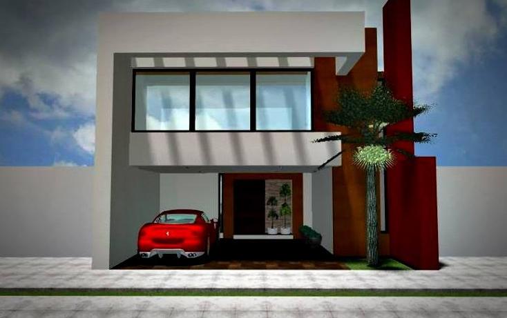 Foto de casa en venta en  , villa magna, san luis potos?, san luis potos?, 1438847 No. 01