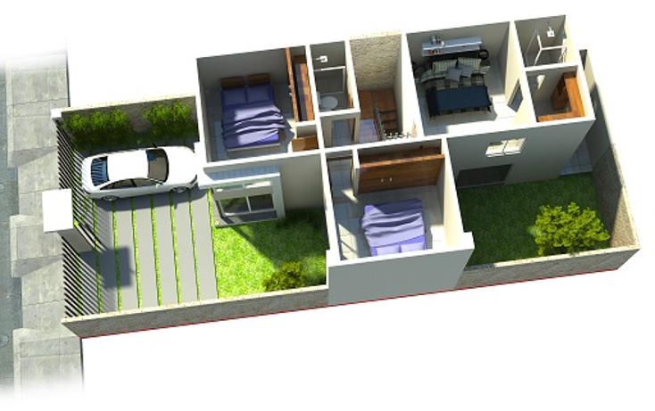 Foto de casa en venta en  , villa magna, san luis potosí, san luis potosí, 1549846 No. 05