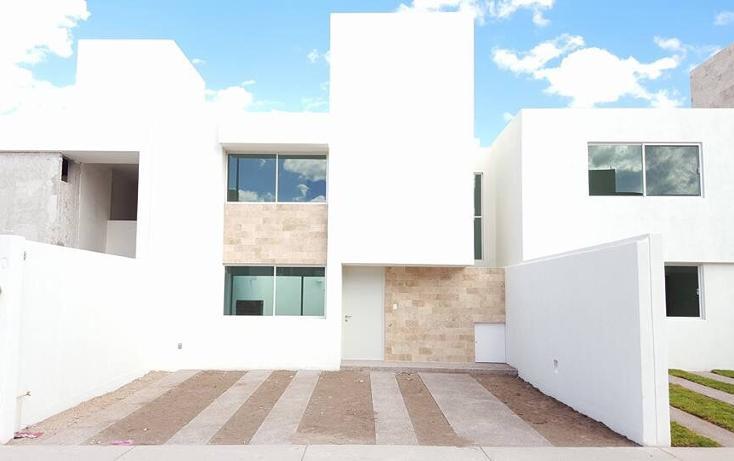Foto de casa en venta en  , villa magna, san luis potosí, san luis potosí, 1556344 No. 01