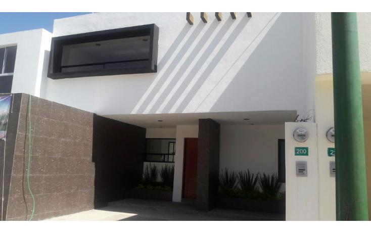Foto de casa en venta en  , villa magna, san luis potosí, san luis potosí, 1644476 No. 01